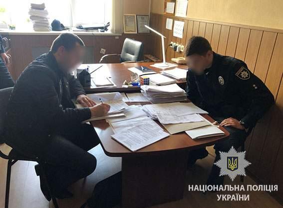 В Харькове инспектор полиции незаконно распространял служебную информацию