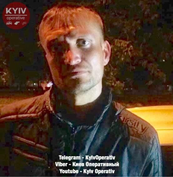 В Киеве мужчина напал на женщину из-за 500 грн (фото)