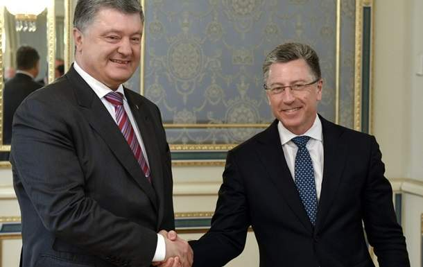 Порошенко и Волкер обсудили ряд важных вопросов на встрече