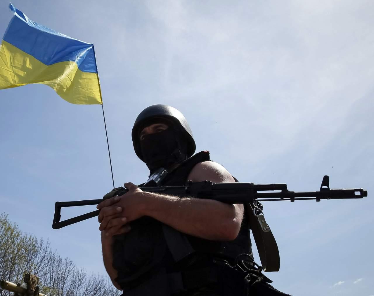 Украинские войска взяли под контроль населенный пункт Южное в Донецкой области