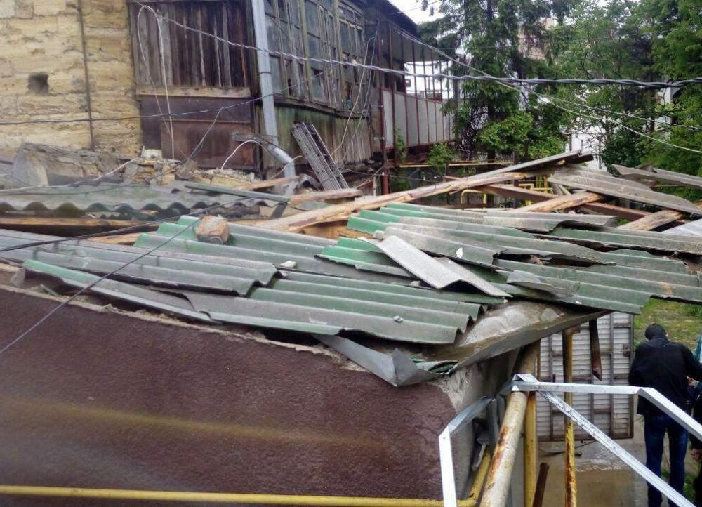 В Одесской области в жилом доме произошел взрыв