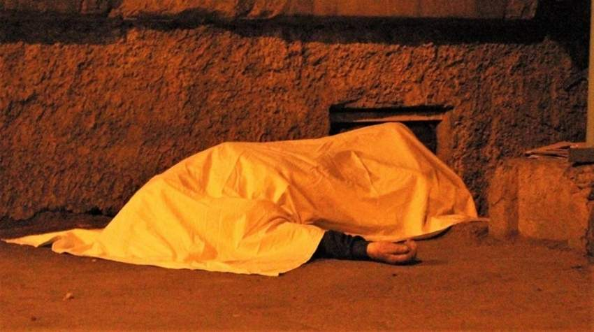 Во Львове на территории недостроя обнаружили тело мужчины (фото)
