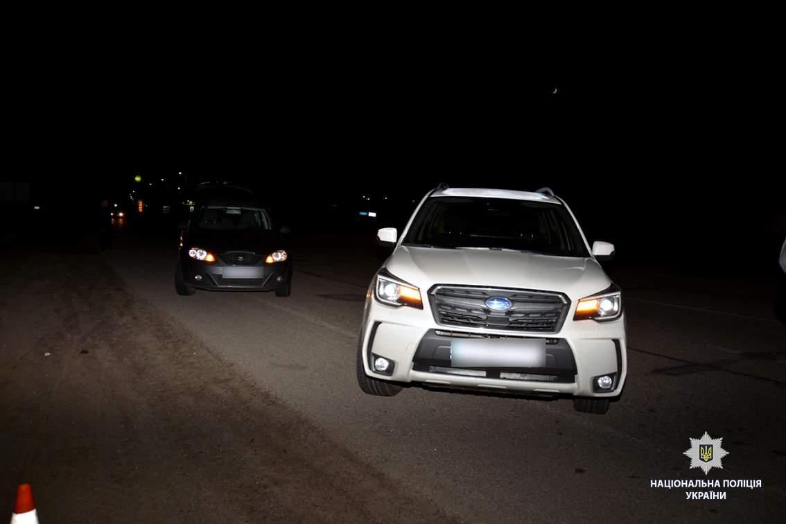 В Харькове конфликт между двумя водителями закончился стрельбой (фото)