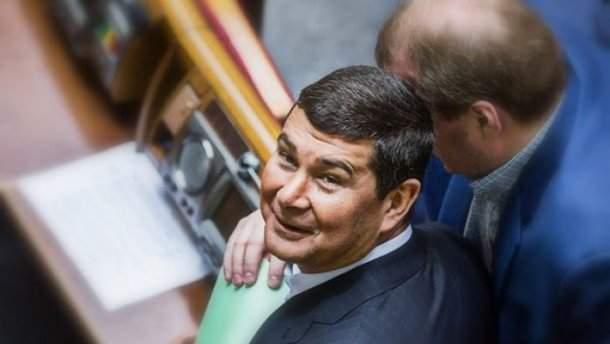 Беглый депутат Онищенко намерен баллотироваться в президенты Украины
