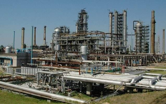В связи с плановым ремонтом на Харьковщине остановился крупный завод