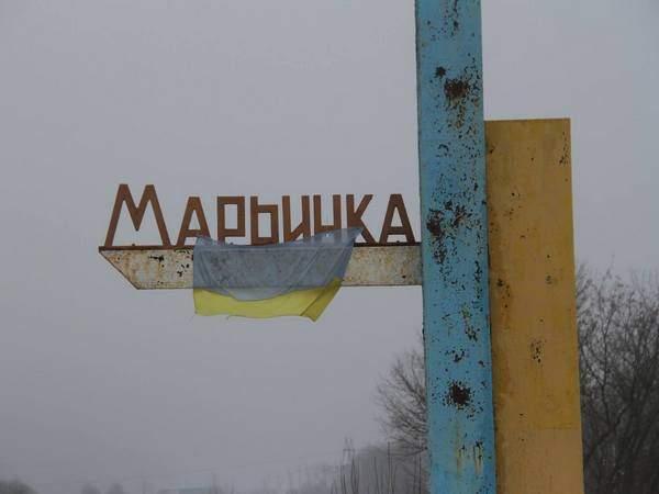 В Марьинке в результате обстрела трагически погиб местный житель