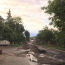 В Харьковской области проливные дожди