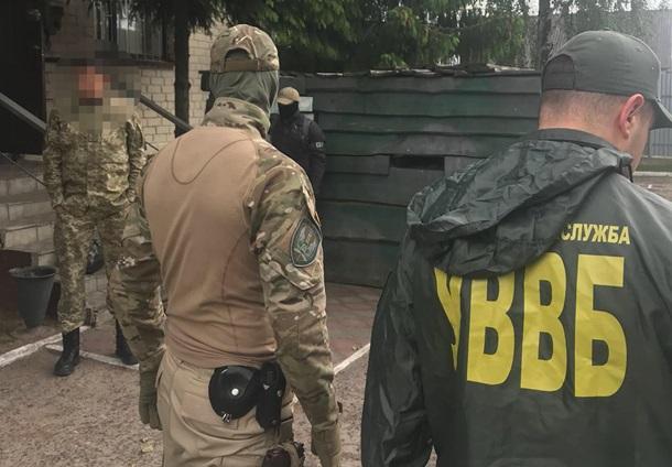 Внутренняя безопасность Госпогранслужбы разоблачила луцкого пограничника-взяточника