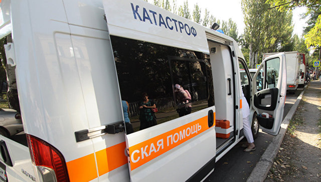 При взрыве в Дебальцево ранены двое детей