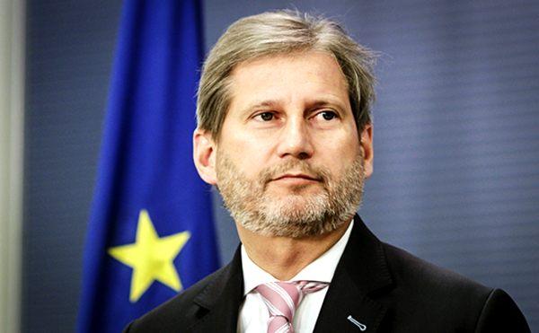 Еврокомиссар раскритиковал результаты борьбы с коррупцией в Украине