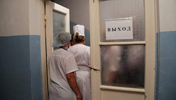 В Харькове во время прохождения ВНО, начала рожать одна из выпускниц