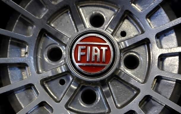 В США  фирма Fiat отзывает 4,8 млн автомобилей из-за нарушения системы круиз-контроля