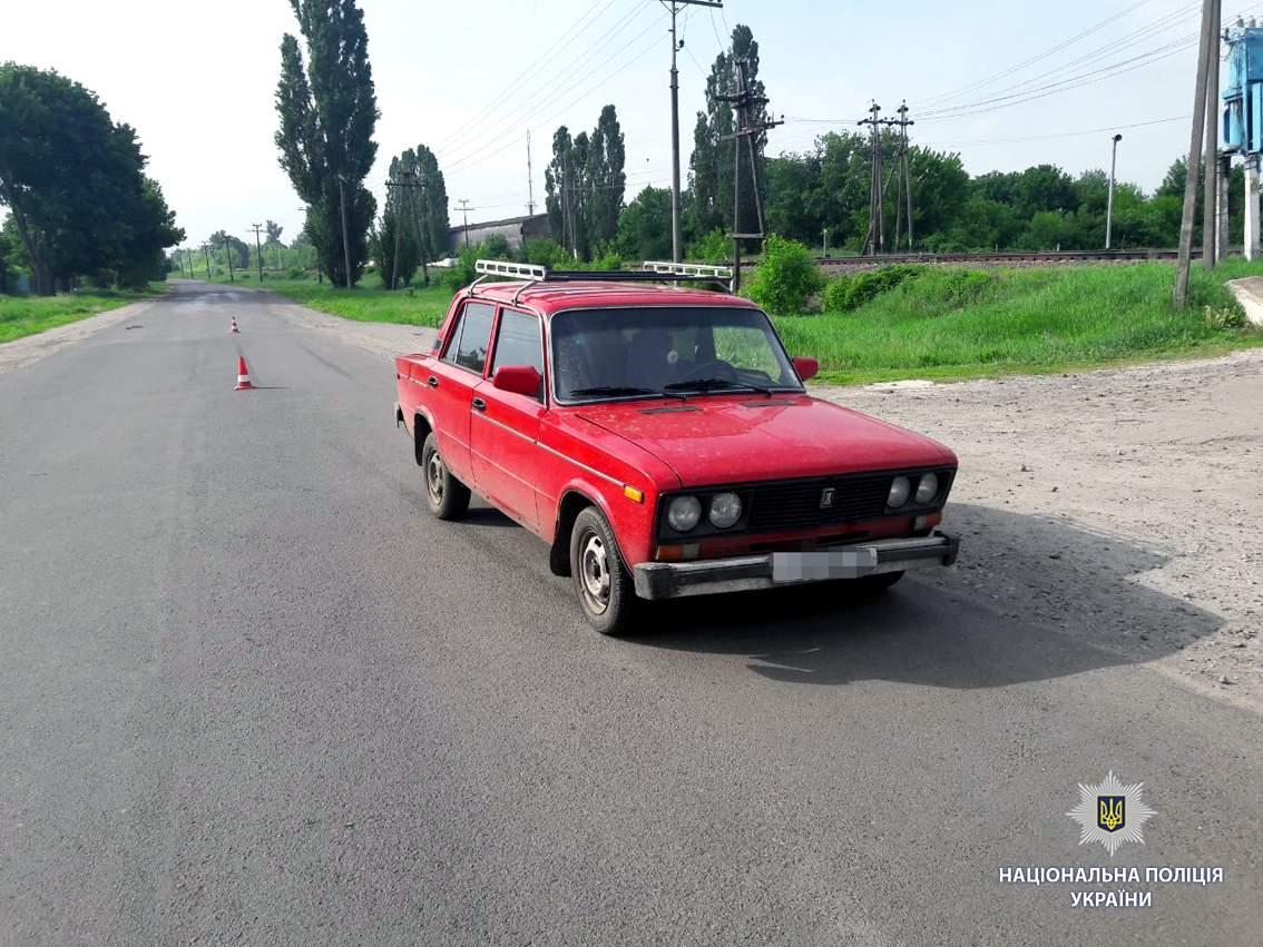На Харьковщине автомобиль сбил 9-летнего мальчика