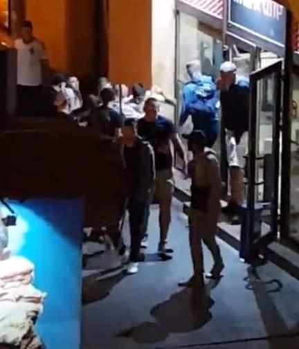 В Киеве во время финала Лиги чемпионов произошла драка (видео)
