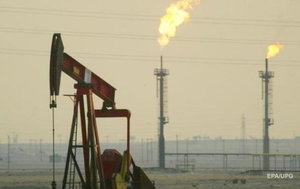 Цена на нефть снизилась до $76  за баррель