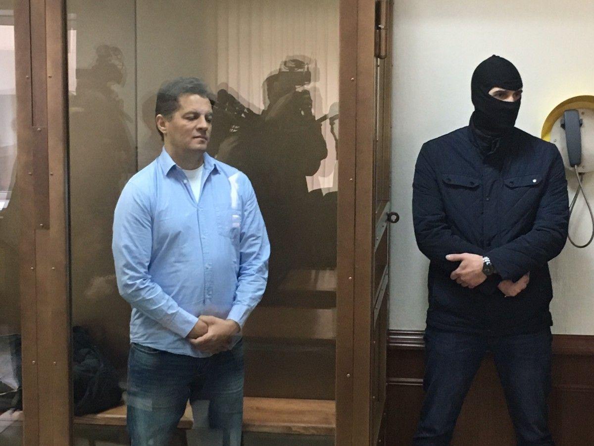 Адвокат сообщил какой срок грозит Роману Сущенко в РФ