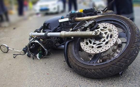 В Луцке произошло ДТП с участием мотоциклиста: трое пострадавших, среди которых ребенок