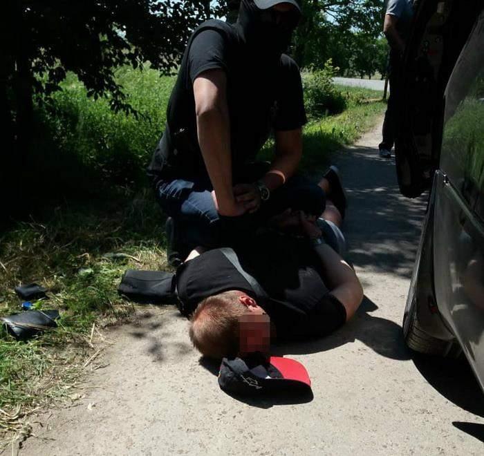 В Ивано-Франковской области сотрудники СБУ разоблачили банду, которая вымогала деньги от бизнесменов