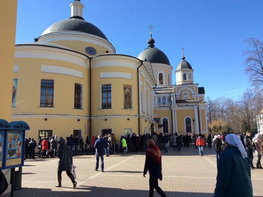 Все о том, как проехать до храма Матроны Московской