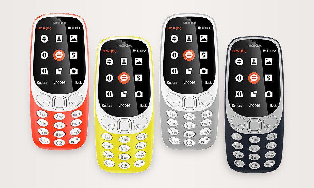Обзор телефона Nokia 3310 DS