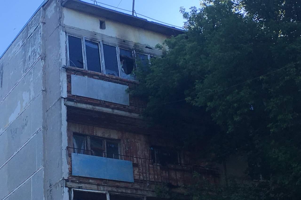 В Харьковской области горела квартира в четырехэтажном жилом доме, погибло два человека