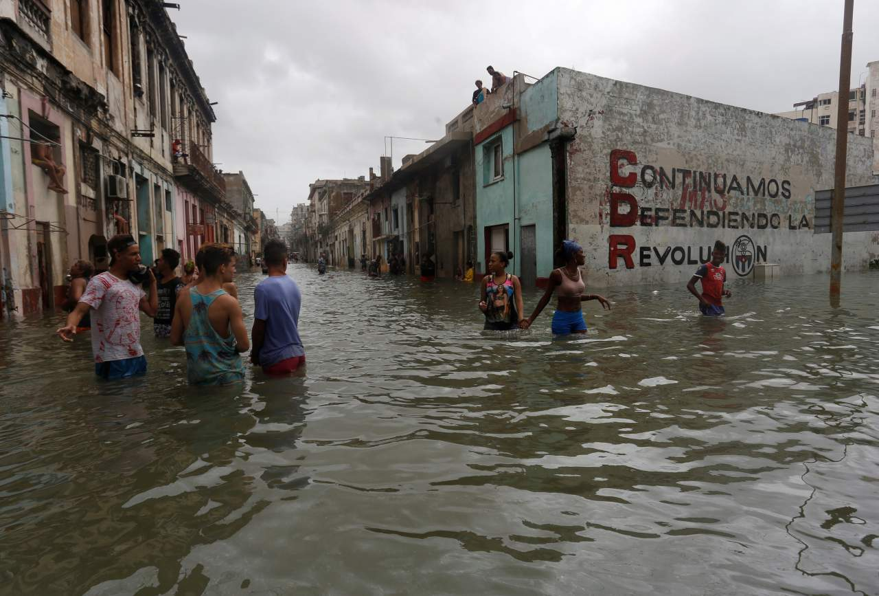 На Кубе 7 человек погибли из-за наводнений
