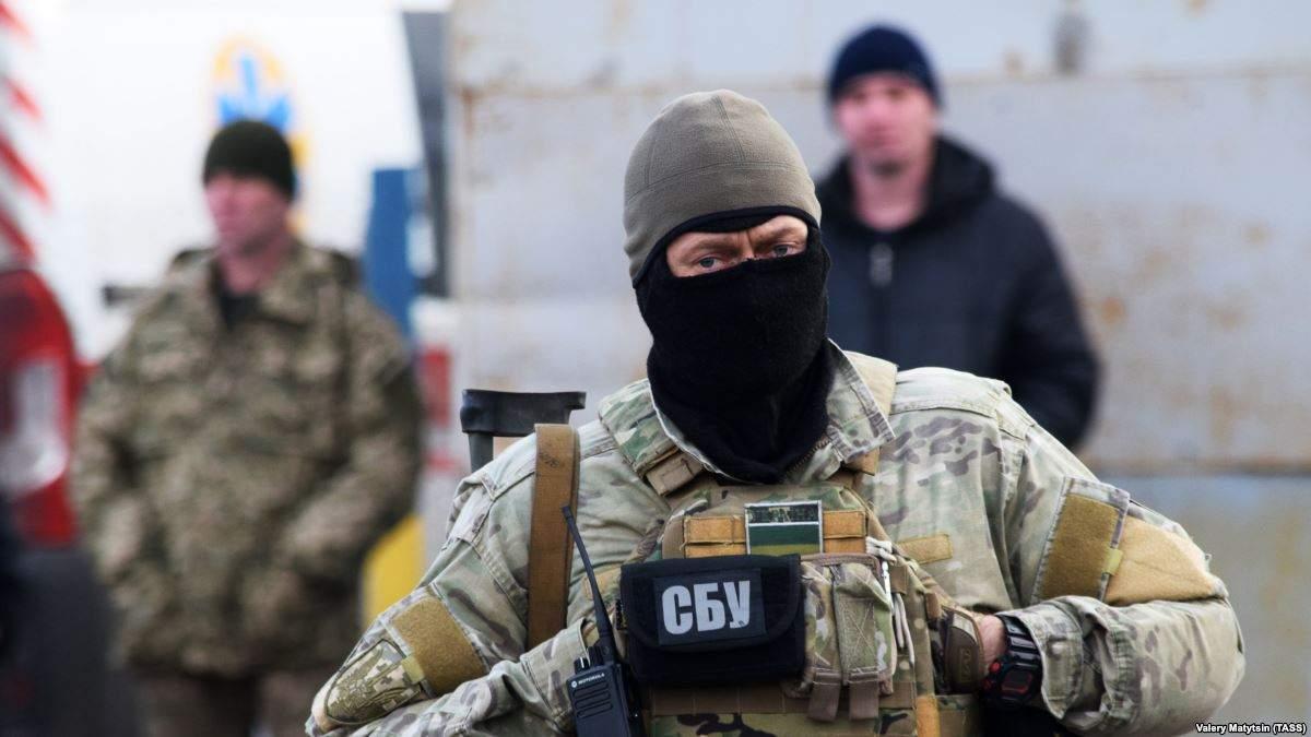 Сотрудники СБУ пообщались с журналисткой РИА Новости Высокович