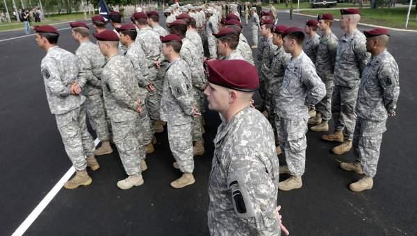 В Латвии начались международные военные учения НАТО