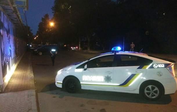 В Николаеве  произошла перестрелка, один человек ранен