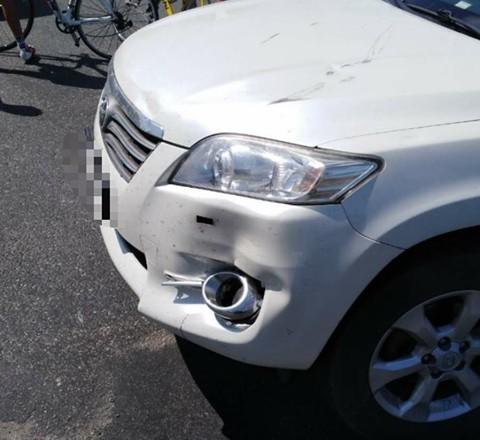 В Результате ДТП госпитализировали 14-летнего велосипедиста на Кировградщине