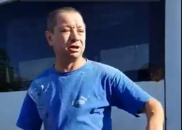 «АТОшники это убл…ки»: В Запорожье водитель маршрутки оскорбил ветерена АТО (видео)