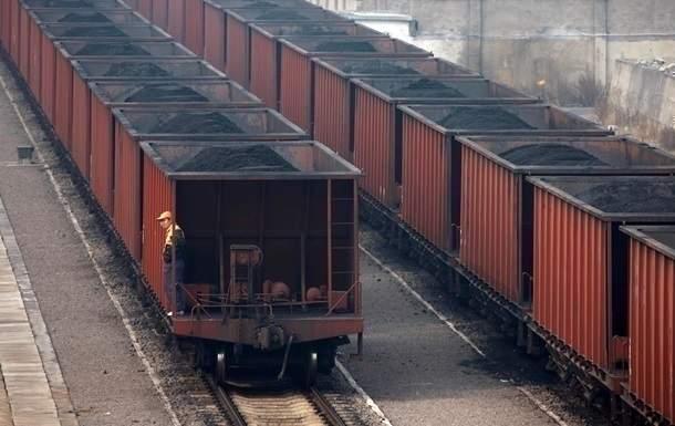 В Украине на 40% уменьшились запасы угля