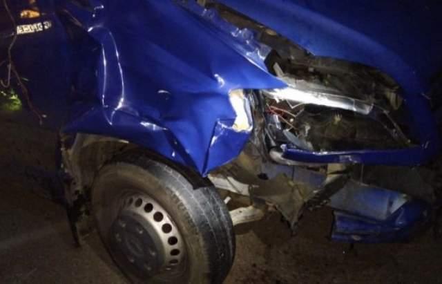 В Венгрии фургон сбил насмерть двух украинцев