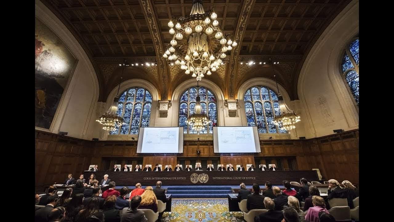 Международный Суд ООН получил меморандум  по делу Украины против России о нарушении Международной конвенции