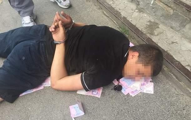 В Хмельницком задержали членов банды, которая занималась рекэтом