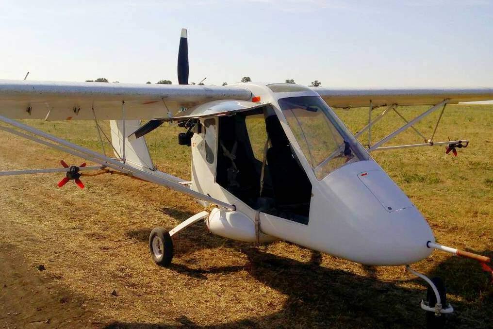 На Донбассе принудительно посадили частный самолет