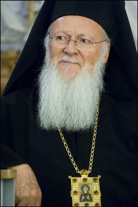 Патриарх Варфоломей заявил, что Украину нужно вернуть к каноническим рамкам церкви