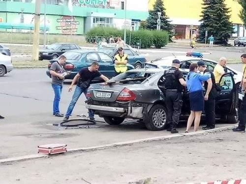 Появились жуткие подробности смерти бизнесмена в Черкассах