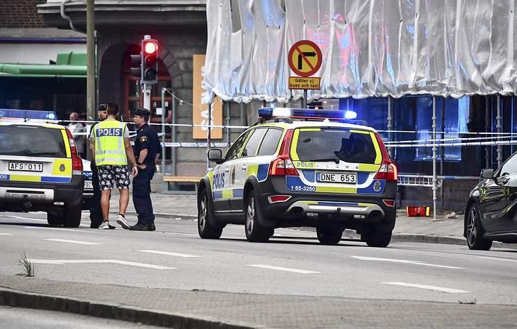 В Швеции в результате стрельбы скончались двое пострадавших
