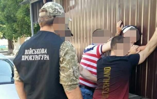 В Одесской области  военная прокуратура задержала торговца оружием