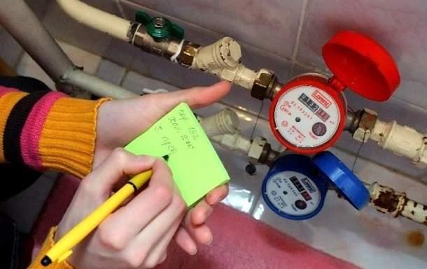 Жители Киева будут платить на 13% больше за холодную воду