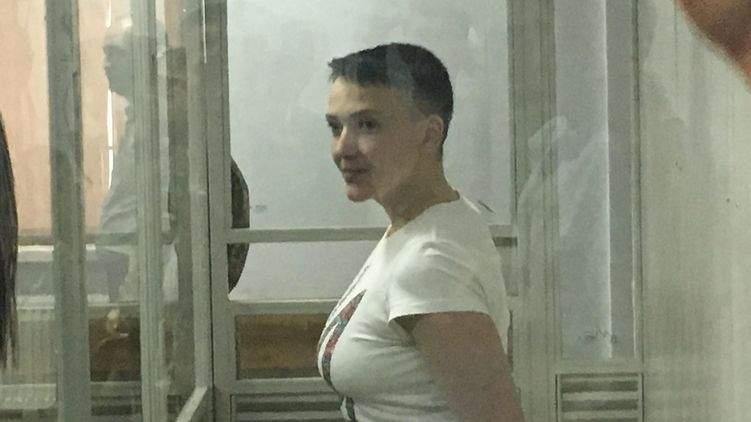 Суд отказал Савченко в изменении меры пресечения