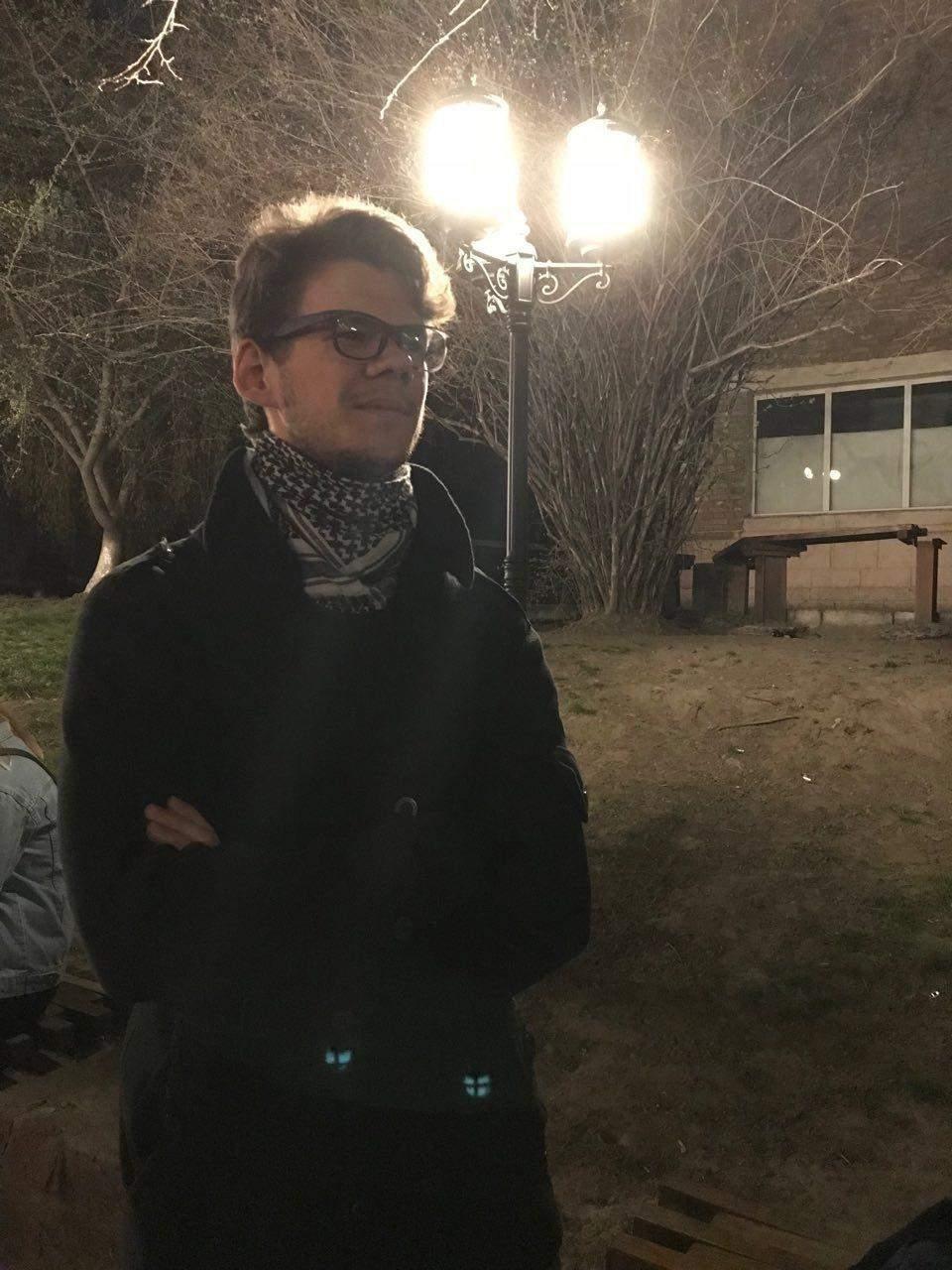 В столице без вести пропал студент Киевского политехнического института