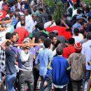 Во время митинга в Эфиопии прогремел взрыв: более 80 человек пострадали
