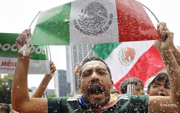 В Мексике во время просмотра матча ЧМ  по футболу убиты шестеро человек