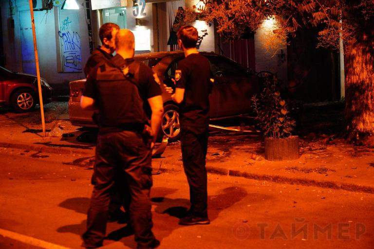 В Одессе подорвали автомобиль: взрыв связывают с группировкой «евромайдановца» Гордиенко (фото)
