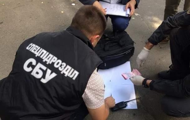 В Хмельницкой области на взятках задержан один из руководителей полиции