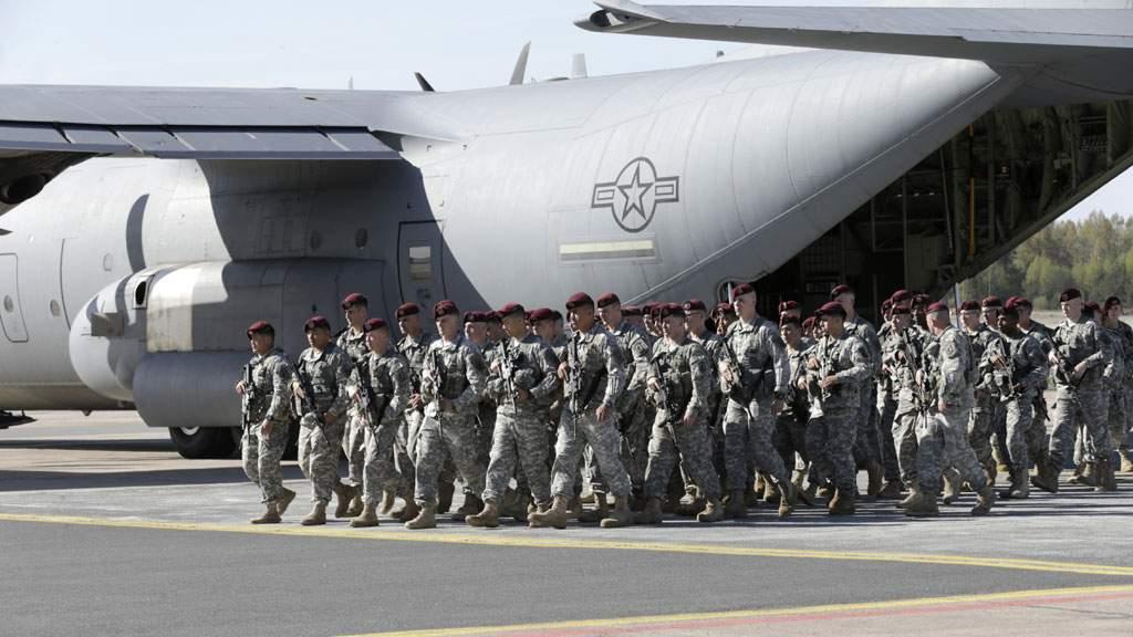 СМИ: Администрация Трампа намерена затратить 8 млн на усиление военных объектов в восточноевропейских странах