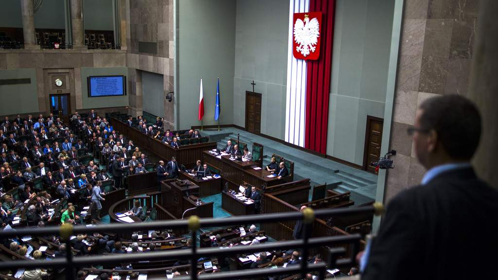 Верхняя палата польского парламента отменила тюремное заключение за обвинения поляков в холокосте