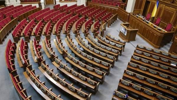 Депутат от БПП заявил, что парламент Украины могут распустить уже завтра